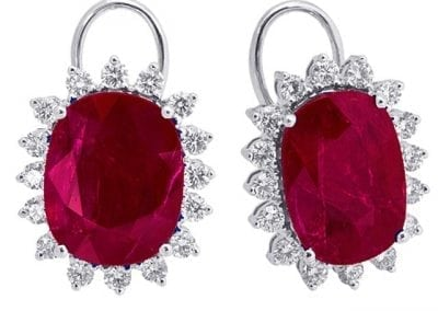 jye ruby lady di earrings
